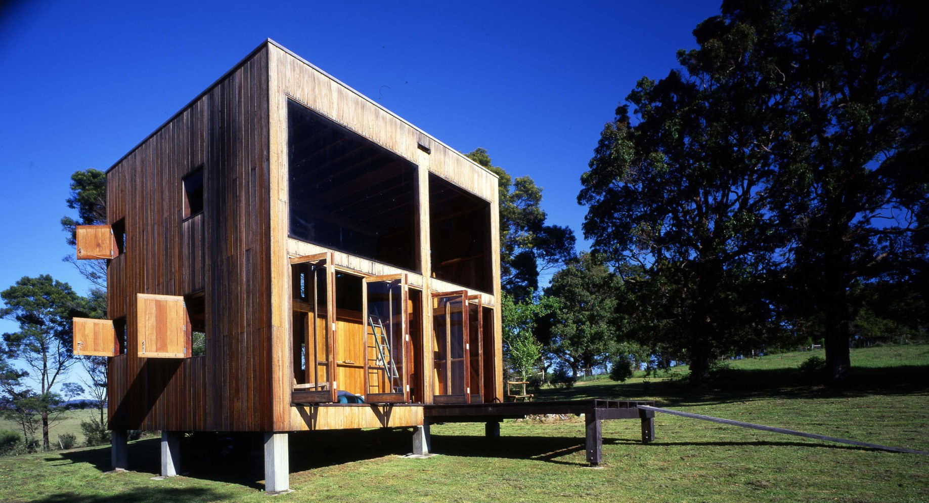 Box House Neeson Murcutt Architects